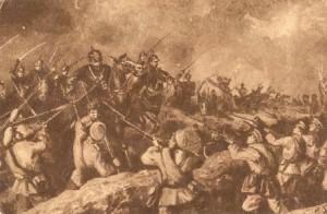 как развивались военные действия на восточном фронте первой мировой войны в 1915 году