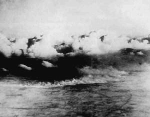где и как применяли химическое оружие в первую мировую войну