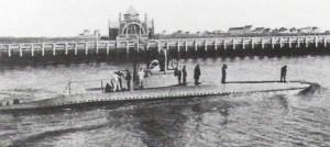 как германия вела подводную войну