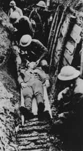 что происходило в первую мировую войну
