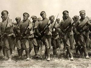 как россия воевала в первую мировую войну
