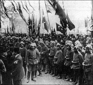 какие страны участвовали в первой мировой войне