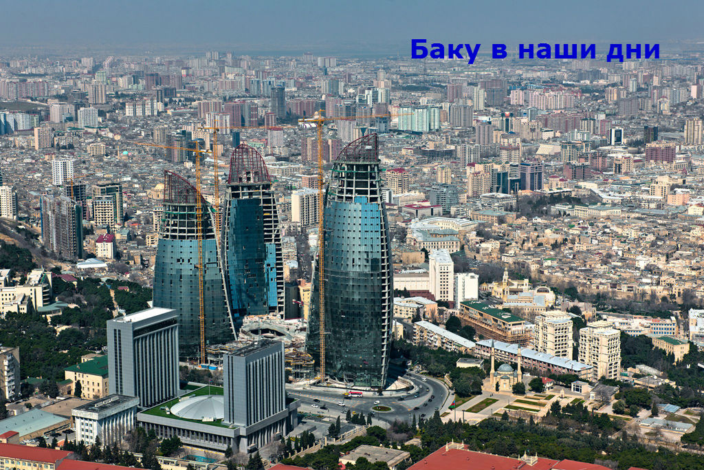 какие государства существовали на территории азербайджана