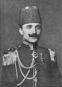на каких фронтах воевал османский халифат в первую мировую войну
