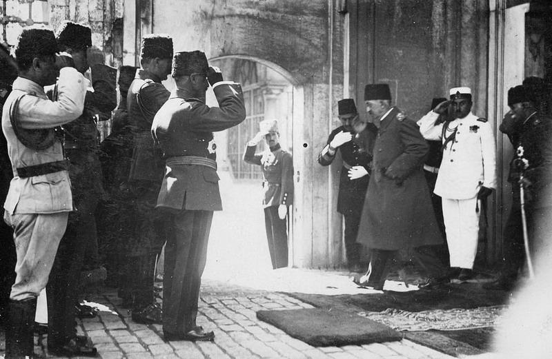 чем закончилась для османского халифата первая мировая война