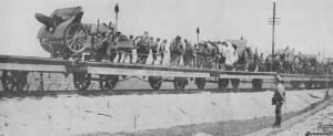 как в общем проходила первая мировая война