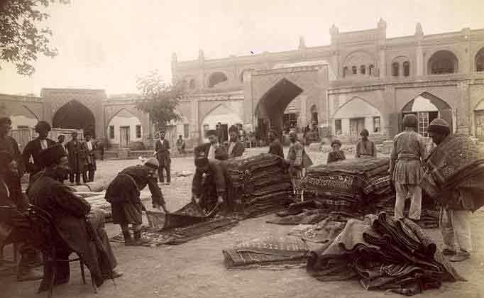 как жили азербайджанцы в старину