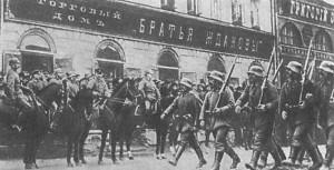как немецкое руководство использовало брест-литовское соглашение