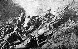 как развивались военные действия на балканах в первую мировую войну