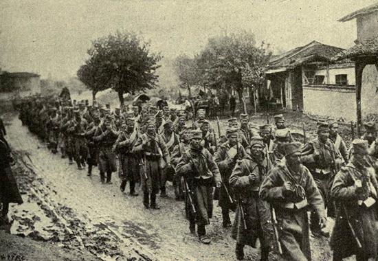 как россия участвовала в первой мировой войне