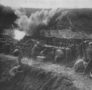 как италия участвовала в первой мировой войне