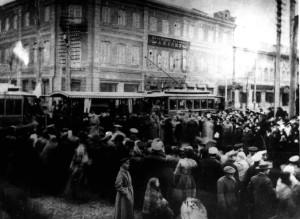 как переживал первую мировую войну народ