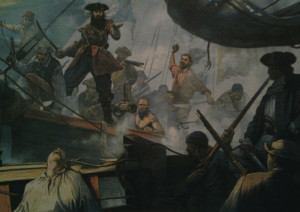 как пираты нападали на корабли