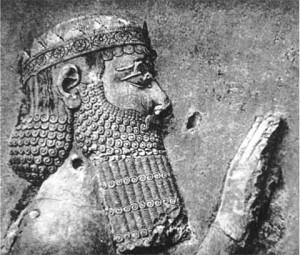 какие цари были в древнем иране
