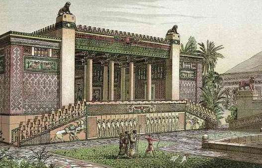 каким был древний иран