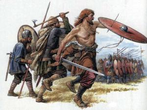 как выглядели славянские воины