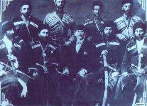 какие народы жили в горах кавказа