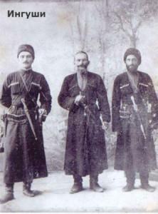 какие народы жили на востоке кавказа