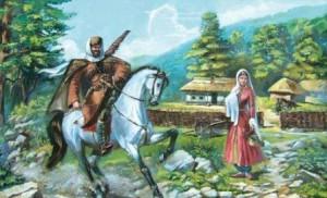 как выглядит национальная кавказская одежда
