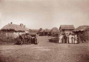 какие народы жили в кавказских степях