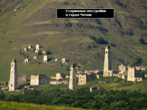 какие имеются культурные достопримечательности на Кавказе