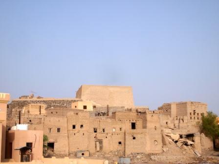 как выглядит арабское жилище
