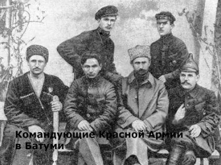 Когда в Грузии установилась Советская власть