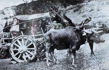 Каков был в прошлом быт грузин