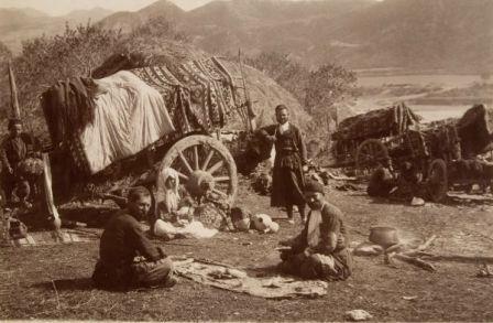 Как жила Грузия в старину