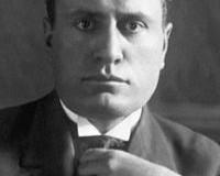Кто такой Бенито Муссолини