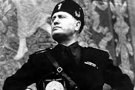 Как выглядел Муссолини