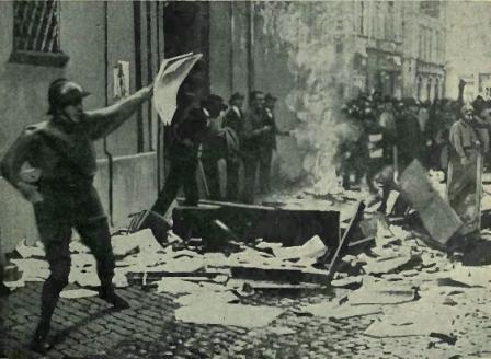 Как итальянские фашисты боролись с противниками