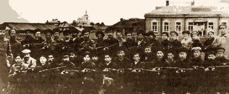 Что происходило в Коми во время Гражданской войны