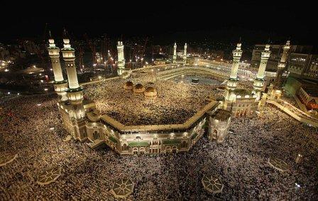 Как выглядит мечеть аль-Харам