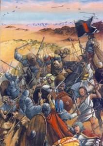 когда мусульмане завоевали Сирию