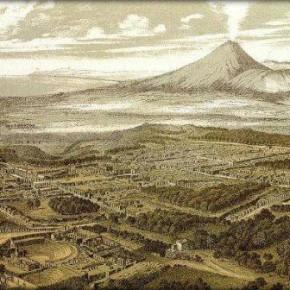 города у подножия Везувия