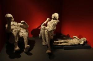 Что случилось с Помпеями и Геркуланумом