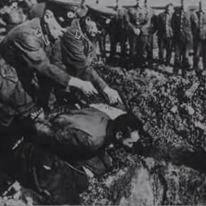 кадры преступлений фашистов во второй мировой