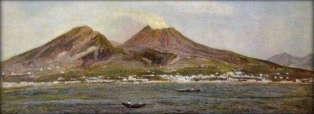 год извержения Везувия