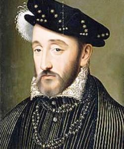 как погиб Генрих второй