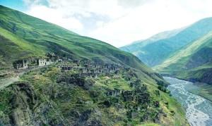 Как жили люди на Кавказе