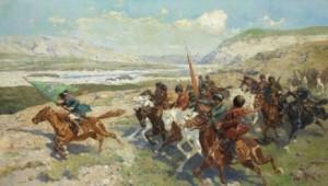 Как воевали кавказцы