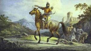 как жили кавказцы раньше