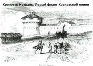 Как выглядели русские крепости на Кавказе