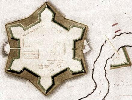 как строили русские крепости в 19 веке