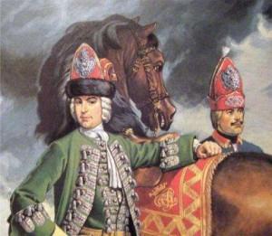 Как русские воевали на Кавказе