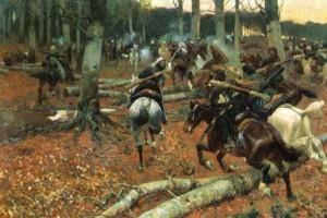как воевали в кавказскую войну