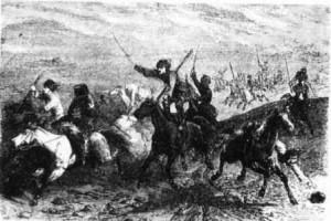 атака на кавказе