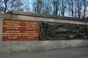 места захоронения бойцов красной армии