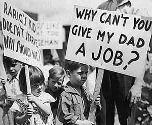 дети с плакатами